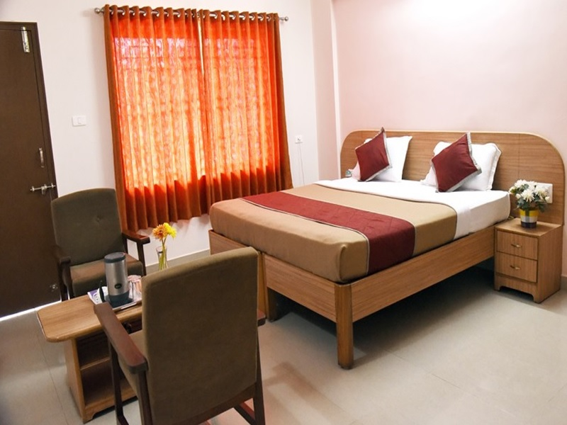 2 BED DELUXE ROOM NON A/C